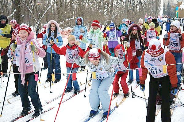 Забеги школьников на 200 метров – «фишка» новочебоксарцев.