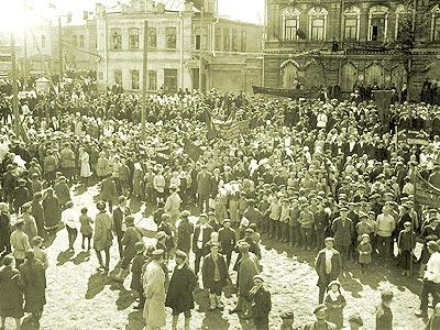 Кинопремьера в Чебоксарах, 1926 г.